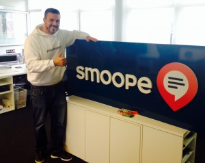 Lefti embarking on the new venture smoope Service To Go